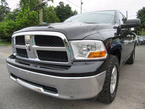2011 RAM Ram Pickup 1500 for sale at PRESTIGE IMPORT AUTO SALES in Morrisville PA