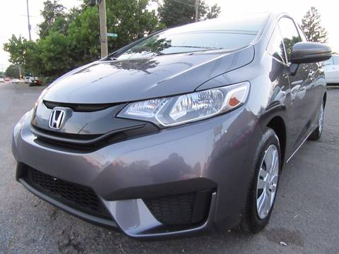 2017 Honda Fit for sale at PRESTIGE IMPORT AUTO SALES in Morrisville PA