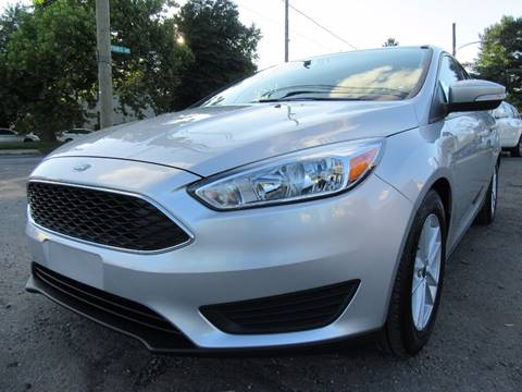 2017 Ford Focus for sale at PRESTIGE IMPORT AUTO SALES in Morrisville PA