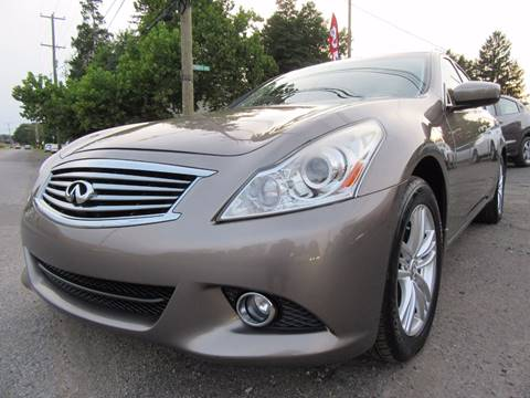 2011 Infiniti G37 Sedan for sale at PRESTIGE IMPORT AUTO SALES in Morrisville PA