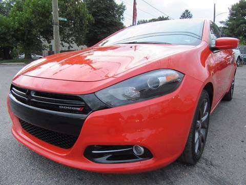 2015 Dodge Dart for sale at PRESTIGE IMPORT AUTO SALES in Morrisville PA