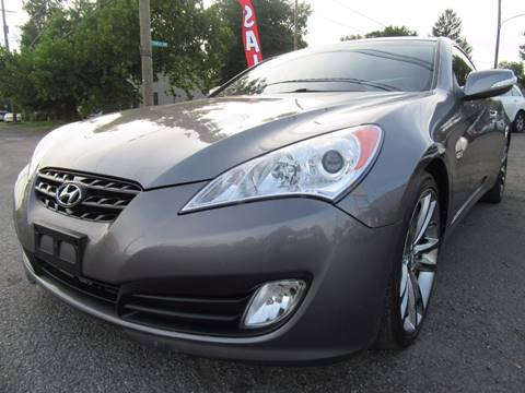 2010 Hyundai Genesis Coupe for sale at PRESTIGE IMPORT AUTO SALES in Morrisville PA