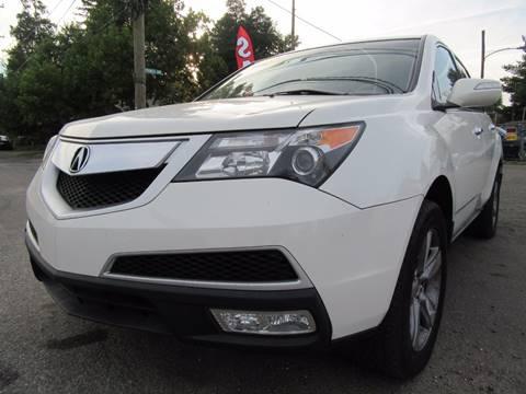 2013 Acura MDX for sale at PRESTIGE IMPORT AUTO SALES in Morrisville PA