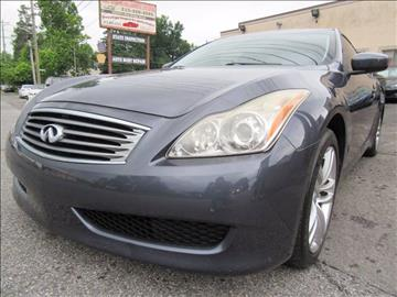 2009 Infiniti G37 Coupe for sale at PRESTIGE IMPORT AUTO SALES in Morrisville PA