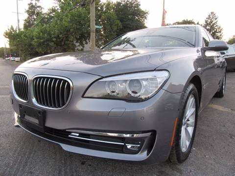 2015 BMW 7 Series for sale in Morrisville, PA