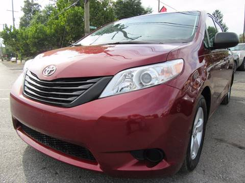 2014 Toyota Sienna for sale at PRESTIGE IMPORT AUTO SALES in Morrisville PA