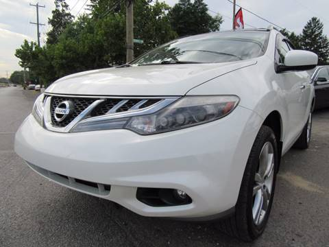 2011 Nissan Murano for sale in Morrisville, PA