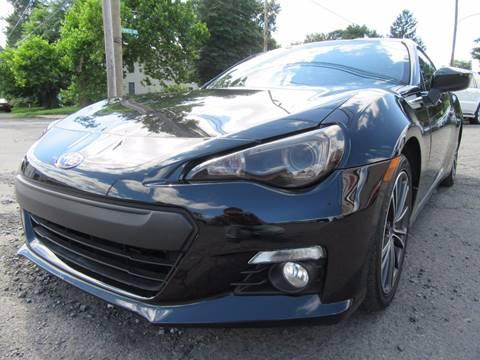 2014 Subaru BRZ for sale at PRESTIGE IMPORT AUTO SALES in Morrisville PA