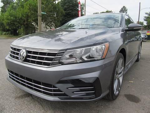 2017 Volkswagen Passat for sale at PRESTIGE IMPORT AUTO SALES in Morrisville PA