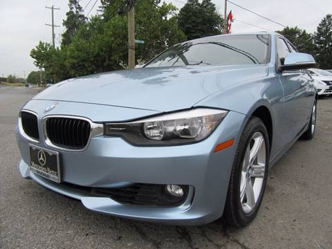 2013 BMW 3 Series for sale at PRESTIGE IMPORT AUTO SALES in Morrisville PA