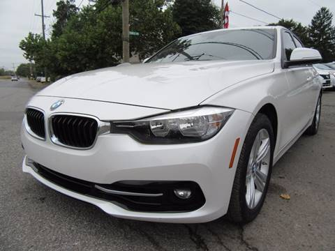 2016 BMW 3 Series for sale at PRESTIGE IMPORT AUTO SALES in Morrisville PA