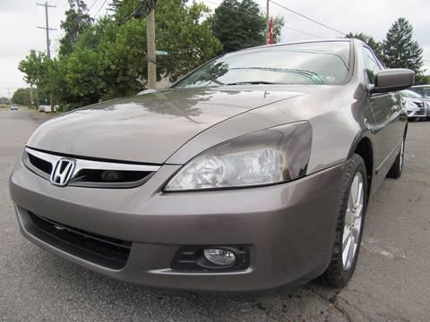 2006 Honda Accord for sale at PRESTIGE IMPORT AUTO SALES in Morrisville PA