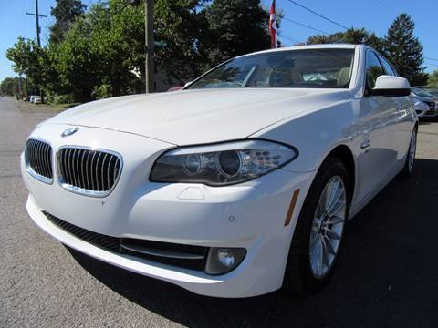 2012 BMW 5 Series for sale in Morrisville, PA