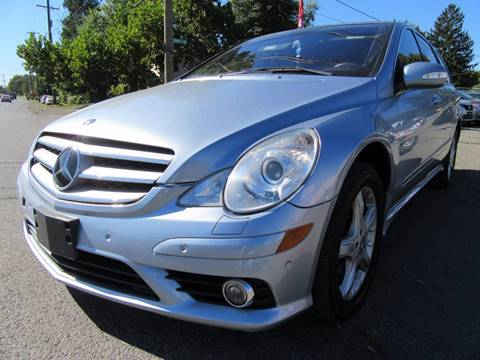 2008 Mercedes-Benz R-Class for sale at PRESTIGE IMPORT AUTO SALES in Morrisville PA