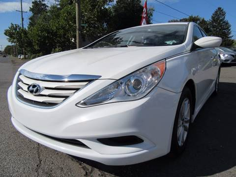 2014 Hyundai Sonata for sale at PRESTIGE IMPORT AUTO SALES in Morrisville PA