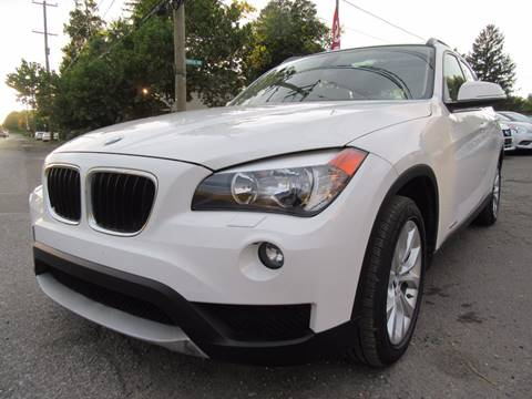 2013 BMW X1 for sale at PRESTIGE IMPORT AUTO SALES in Morrisville PA