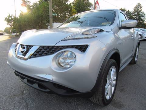 2016 Nissan JUKE for sale at PRESTIGE IMPORT AUTO SALES in Morrisville PA