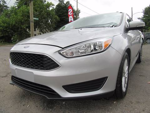 2016 Ford Focus for sale at PRESTIGE IMPORT AUTO SALES in Morrisville PA