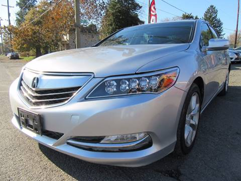 2014 Acura RLX for sale at PRESTIGE IMPORT AUTO SALES in Morrisville PA
