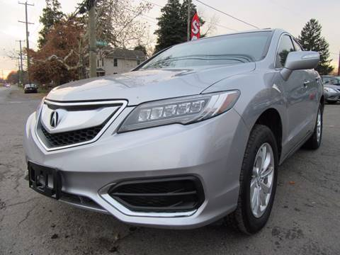 2017 Acura RDX for sale at PRESTIGE IMPORT AUTO SALES in Morrisville PA