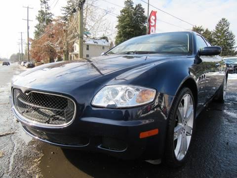2007 Maserati Quattroporte for sale at PRESTIGE IMPORT AUTO SALES in Morrisville PA
