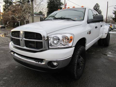 2008 Dodge Ram Pickup 3500 for sale at PRESTIGE IMPORT AUTO SALES in Morrisville PA