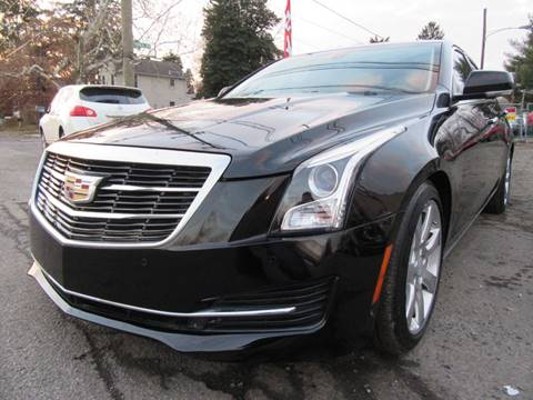 2015 Cadillac ATS for sale at PRESTIGE IMPORT AUTO SALES in Morrisville PA