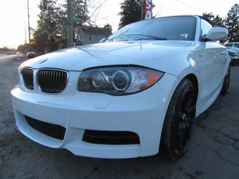 2011 BMW 1 Series for sale at PRESTIGE IMPORT AUTO SALES in Morrisville PA