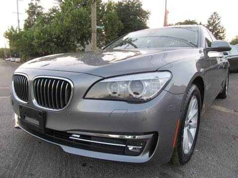 2015 BMW 7 Series for sale at PRESTIGE IMPORT AUTO SALES in Morrisville PA