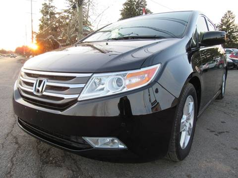 2013 Honda Odyssey for sale at PRESTIGE IMPORT AUTO SALES in Morrisville PA