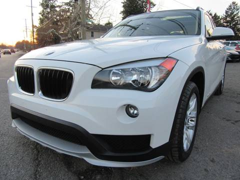 2015 BMW X1 for sale at PRESTIGE IMPORT AUTO SALES in Morrisville PA