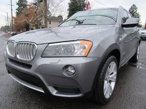2011 BMW X3 for sale at PRESTIGE IMPORT AUTO SALES in Morrisville PA