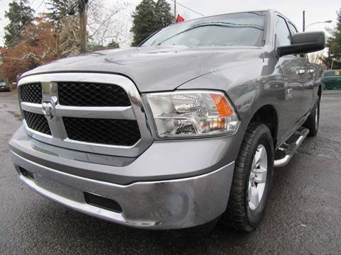 2013 RAM Ram Pickup 1500 for sale at PRESTIGE IMPORT AUTO SALES in Morrisville PA