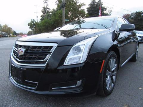 2016 Cadillac XTS for sale at PRESTIGE IMPORT AUTO SALES in Morrisville PA