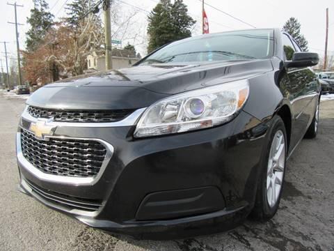 2015 Chevrolet Malibu for sale at PRESTIGE IMPORT AUTO SALES in Morrisville PA