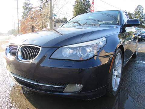2009 BMW 5 Series for sale at PRESTIGE IMPORT AUTO SALES in Morrisville PA