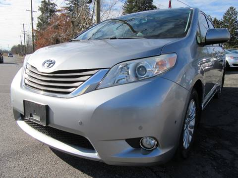 2011 Toyota Sienna for sale at PRESTIGE IMPORT AUTO SALES in Morrisville PA