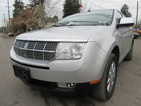 2009 Lincoln MKX for sale at PRESTIGE IMPORT AUTO SALES in Morrisville PA