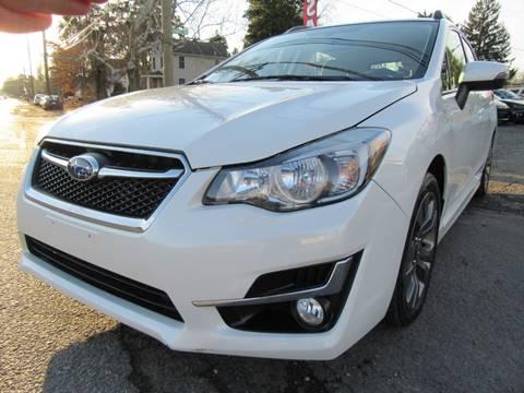 2015 Subaru Impreza for sale at PRESTIGE IMPORT AUTO SALES in Morrisville PA