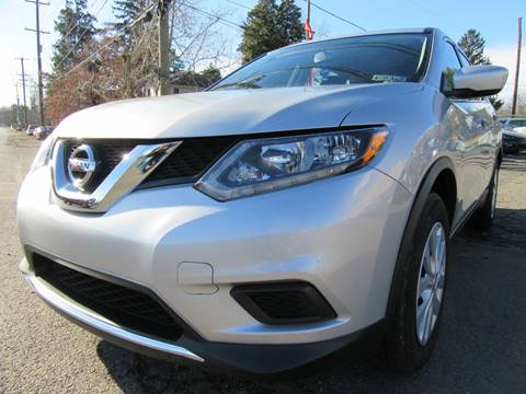 2016 Nissan Rogue for sale in Morrisville, PA