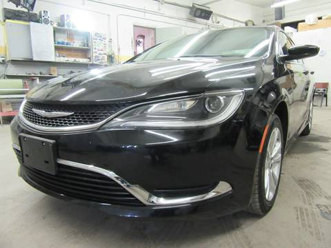 2015 Chrysler 200 for sale at PRESTIGE IMPORT AUTO SALES in Morrisville PA