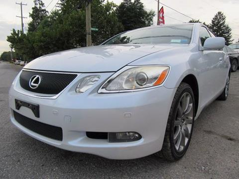 2007 Lexus GS 350 for sale at PRESTIGE IMPORT AUTO SALES in Morrisville PA