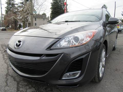 2010 Mazda MAZDA3 for sale at PRESTIGE IMPORT AUTO SALES in Morrisville PA