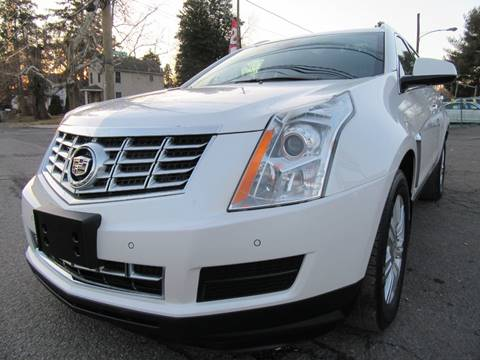 2015 Cadillac SRX for sale at PRESTIGE IMPORT AUTO SALES in Morrisville PA
