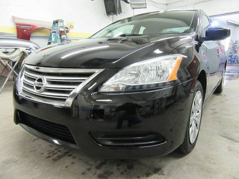 2014 Nissan Sentra for sale at PRESTIGE IMPORT AUTO SALES in Morrisville PA
