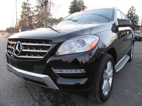 2015 Mercedes-Benz M-Class for sale at PRESTIGE IMPORT AUTO SALES in Morrisville PA