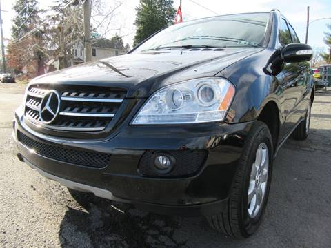 2006 Mercedes-Benz M-Class for sale at PRESTIGE IMPORT AUTO SALES in Morrisville PA