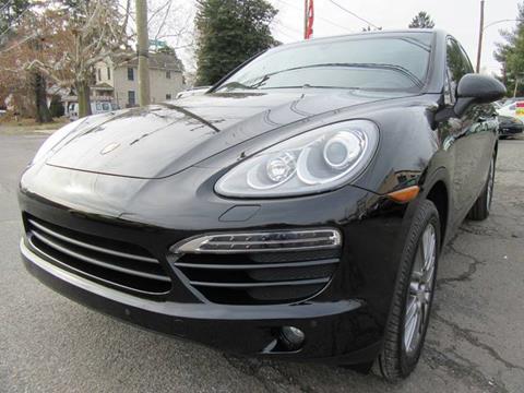 2014 Porsche Cayenne for sale at PRESTIGE IMPORT AUTO SALES in Morrisville PA