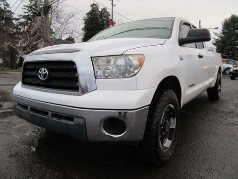 2007 Toyota Tundra for sale at PRESTIGE IMPORT AUTO SALES in Morrisville PA
