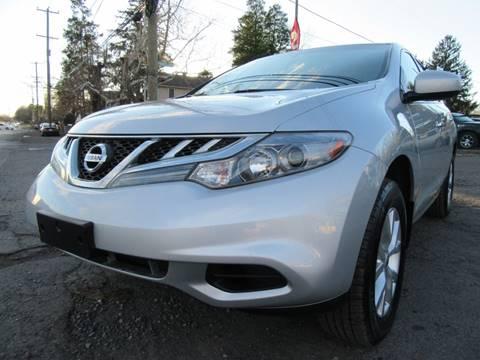 2013 Nissan Murano for sale at PRESTIGE IMPORT AUTO SALES in Morrisville PA